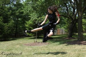 Tifa Takes Flight by me0w-kittyy