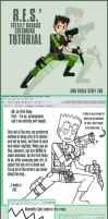 COLOURING TUTORIAL, LOL by Resident-evil-STARS