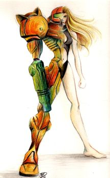 metroid commisssion by lunrsilvreclips