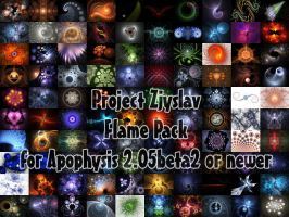 Project Zjyslav Flame Pack by Zjyslav