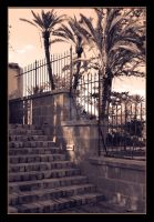 Steps to Tekke by erene