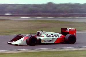 Alain Prost (Great Britain Tyre Test 1987) by F1-history