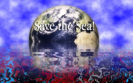 Save the Sea by Wretched--Stare
