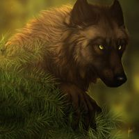 Werewolf Calendar Sticker 2012 by Lhuin