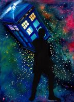 Doctor Who: Am I a Good Man? by jenthestrawberry