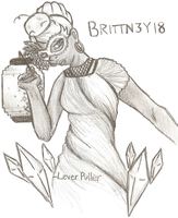 BRITTN3Y18 by Who-Took-My-Pie