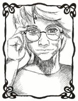 Harry Potter by FloraDelaney