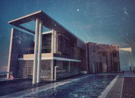 the gh house by koncaliev