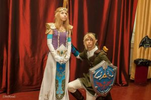 The Legend of Zelda - cosplay by RubeeAmadare
