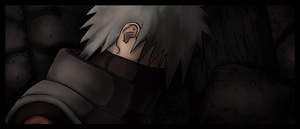 Hatake Kakashi is Dead? by artreart