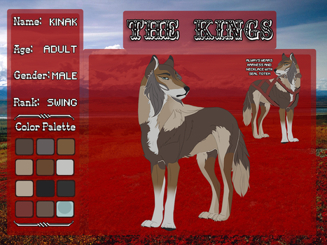 Kinak reference by MaskedCoyote