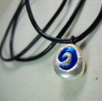 Hearthstone Necklace by Nite0wlStudios