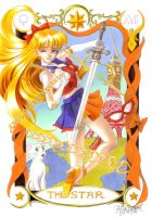 Codename Sailor V by Abbadon82