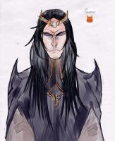 Feanor by SalmVil