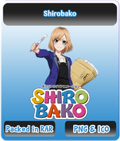 Shirobako - Anime Icon by Rizmannf