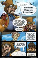 Lady Skylark and the Queen's Treasure - Page 33 by Jackie-M-Illustrator