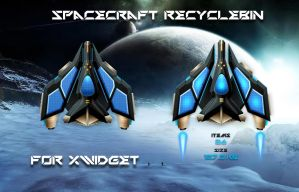 Spacecraft RecycleBin for xwidget by jimking