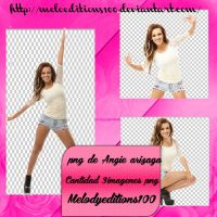 Pack Png de Angie Arizaga by Meloeditions100