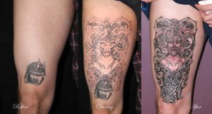 Coverup Complete by danktat