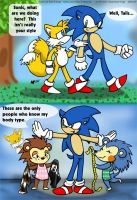 Sonic's Tailors by anniemae04