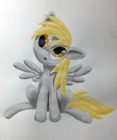 EqD NATG day 1 - Derpy by frozenpyro71