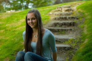 Senior Pictures 4 by GblancaG