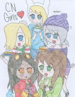 .:CN Girl Power:. by TohruOnigriHonda865