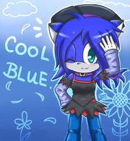 Cool Blue by sunowi0421