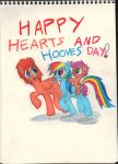 Hearts and Hooves Day by Aros2