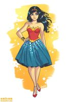 Wondy All Dressed Up II by HanieMohd