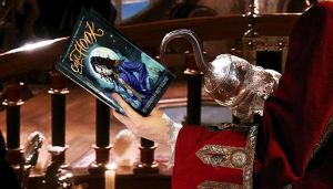 What if Captain Hook reads Captain Hook ? by Jango387