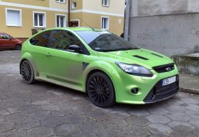 Ultimate Green Rallye Sport by Lew-GTR