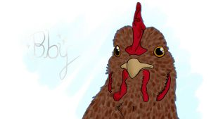 Bby Chicken by griffinflighty