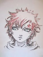 Gaara...OF THE EXPO BOARD! :D by thewizisin