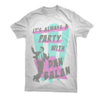 Party With Dan by Zookaru