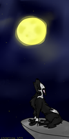 gift: moonlight by cynderplayer