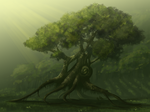 Treant by Nikaleles
