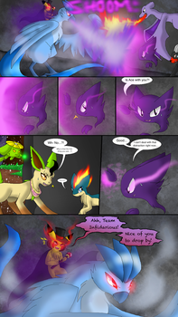 Explorers of Shadows Pg.414 by Quilaviper