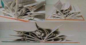 3D Book Art 1 by 96Patches