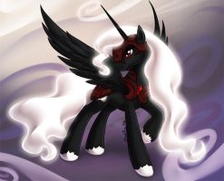 Shadow Star commission by ShinePawPony