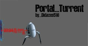 Portal_Turrent_ClockDate by Didacus518