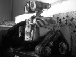 Wall-e by sparky1393