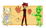 [Adopt] Variety - 2/3 Open *Prices Reduced* by Jesi-Jess