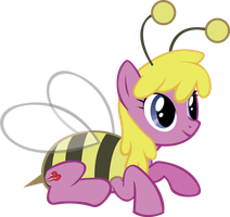 Cherrie's Bee Costume by TecknoJock