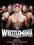 WWE WrestleMania 31 Custom Poster by TheReller