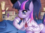 Twilight Sparkle by MrIcantdraw