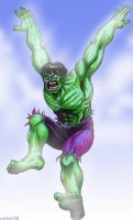 Hulk by VectorAttila