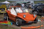 Orange VW Dune Buggy by E-Davila-Photography