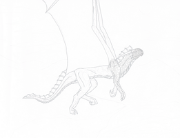 First Flight - RoP Contest Entry WIP I by FireDragon97