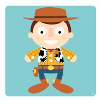 woody by striffle